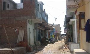 Muslim ghetto