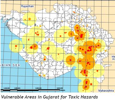 Gujarat is vulnerable to major manmade chemical disaster