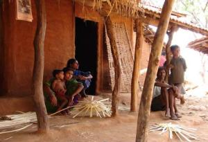 Bamboo making, Kotwalias' chief occupation