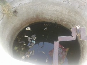 Dirty water of the village pond: The separate source for Dalits