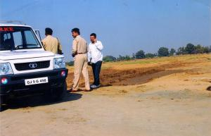 """Cops """"inspecting"""" land taken away from Dalits, but refuse to file FIR"""