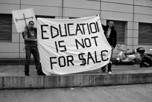 education-not-for-sale