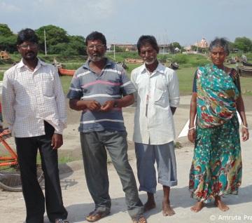 Fisherfolk of Bhadbhut