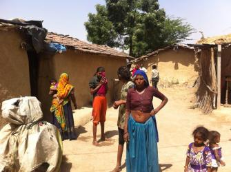 Development hasn't touched Chharad village of Lakhtar taluka