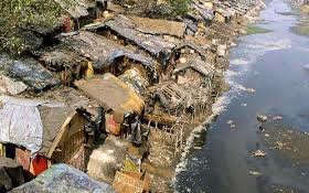 Most of the slums can be considered tenable and hence must be taken
