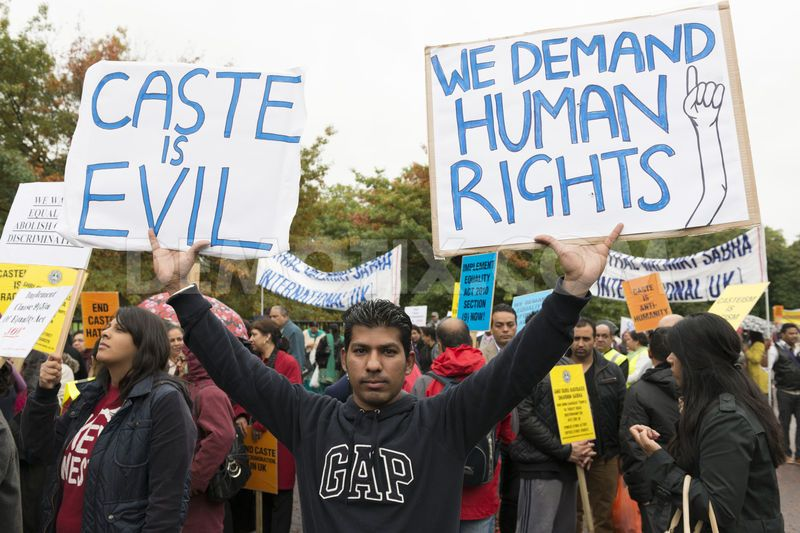 Equality >> Caste issue under rug swept by states at important UN fora: Powerful elements do not wish to ...