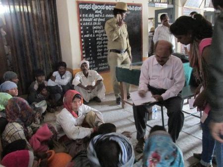jan sahas released bonded labourers 2