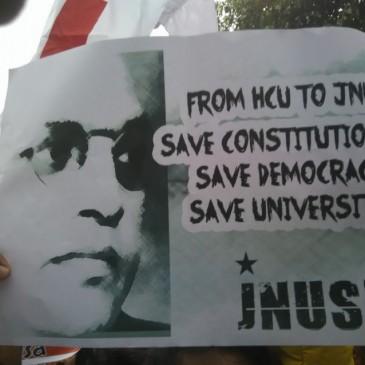 jnusu-protest