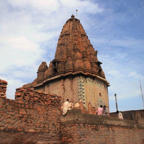 Varun temple in Manora, Karachi