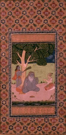 Sarmad and Prince Dara Shikoh