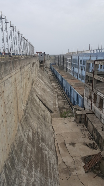 Derelict Dam: Maheshwar Hydropower Project