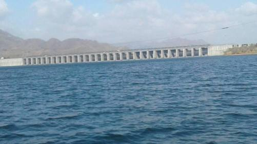 narmada reservoir