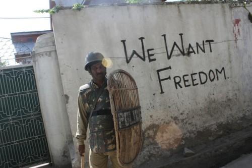 Kashmir Protests