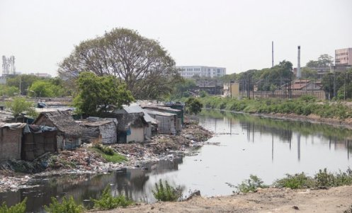Cooum River In Chennai Is Local Synonym For An Open Sewer Is Now
