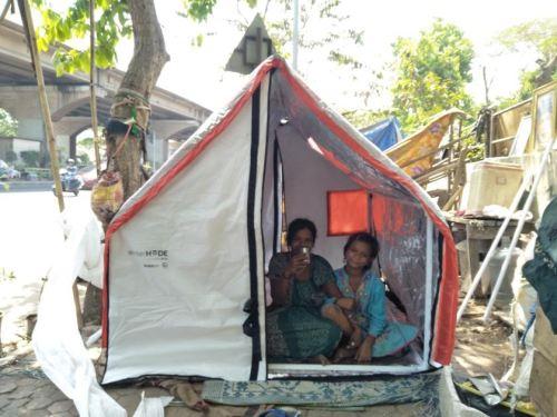potable housing unit