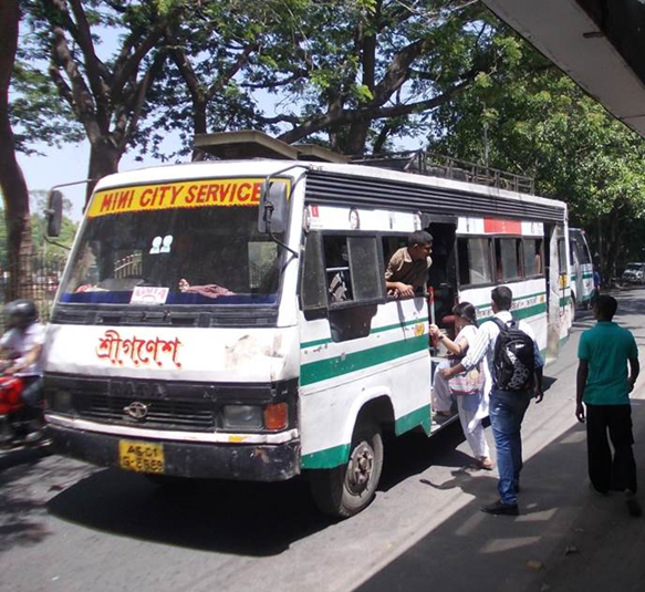 Sexual harassment in indian bus lines