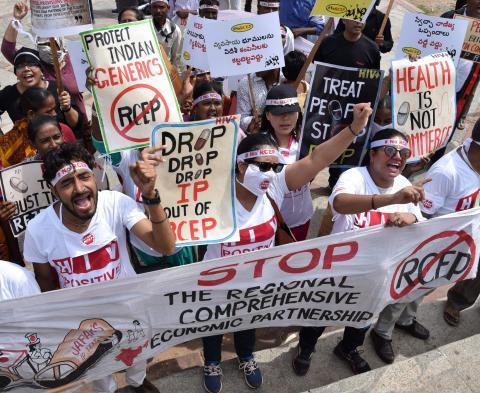 p17 rcep protest