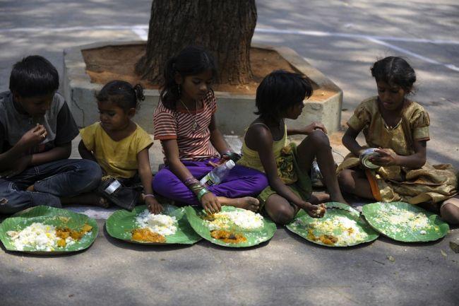 Food security in india essay