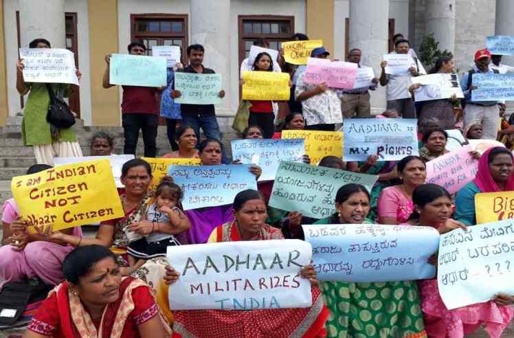 Aadhaar-protest (1)