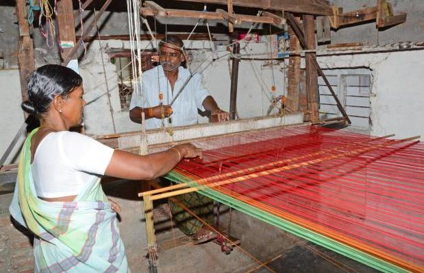 Handloom Industry in India
