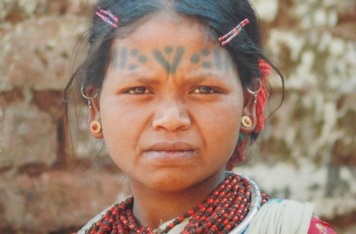Tribal_Women-Chhattisgarh