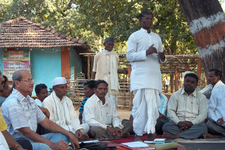 Seeking alternative path for India in Mendha Lekha model ...