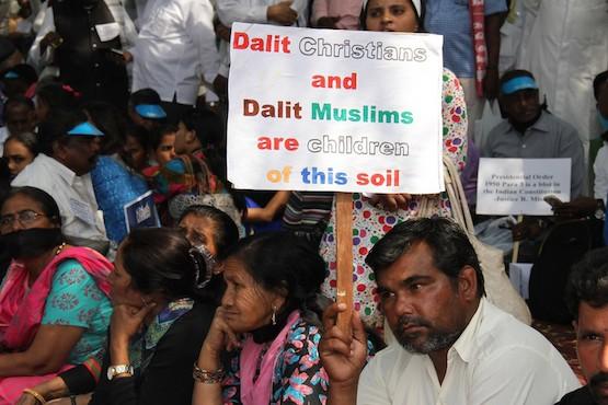 dalit christians muslims