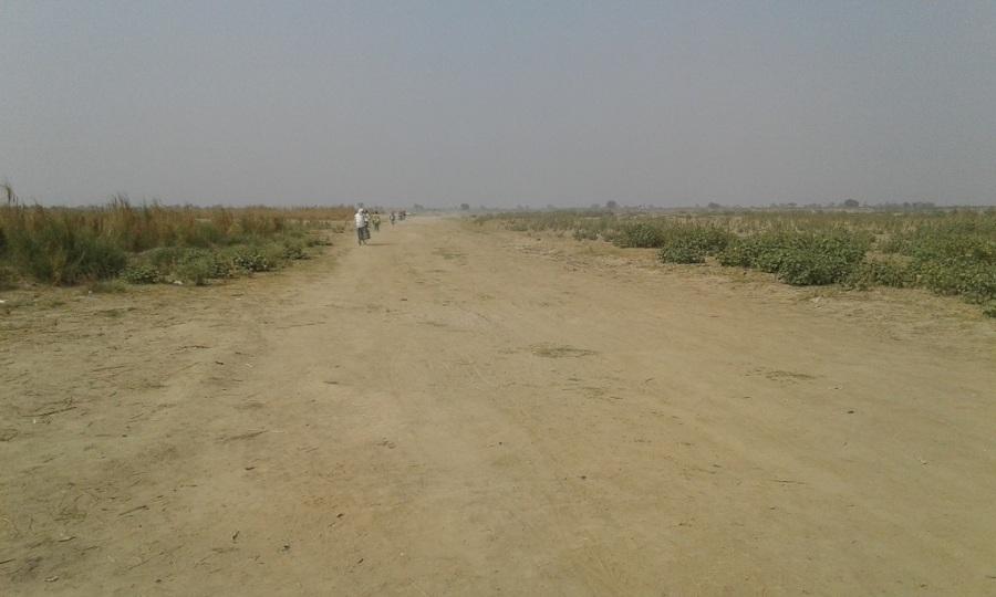 villagers-walking