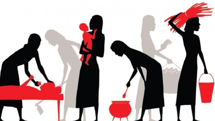 Unpaid-care-work
