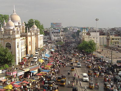 Why expansion avenues for the twin cities of Hyderabad